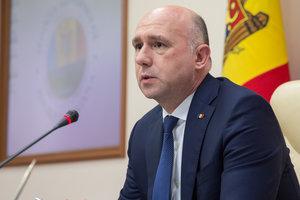 Премьер-министр Молдовы посетит Украину