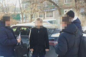 В Днепре поймали прокурора-взяточника
