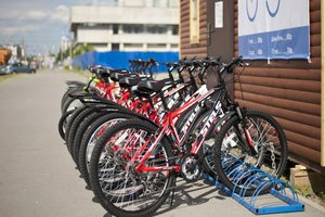 Прокат в Днепре: велосипеды, гаджеты и крокодилы