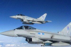 Великобритания подняла в воздух истребители для перехвата российских бомбардировщиков