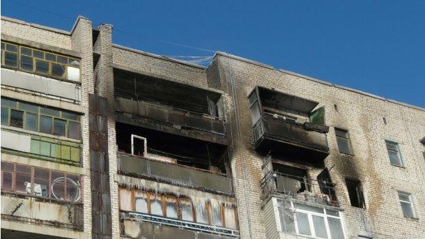 Названы причины мощного взрыва вСтаханове, где погибла женщина