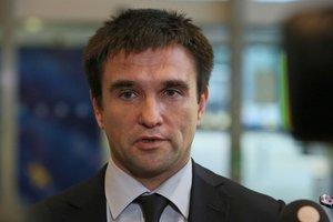 Климкин планирует встретиться с Ле Пен перед выборами