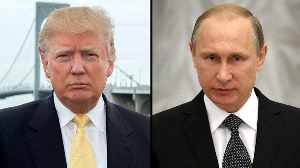 Готов увидеться сТрампом вЛюбляне, если онсогласен— Путин