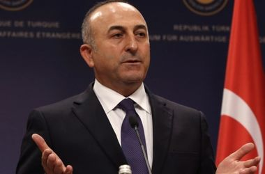 Глава МИД Турции сделал заявление по Донбассу