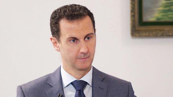 Асад допустил возможность досрочных выборов президента