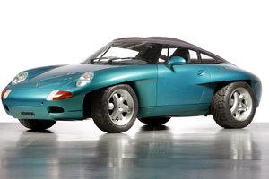 TOP 10 usædvanlig Porsche