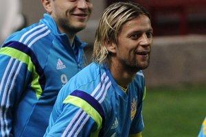 Тимощук официально завершил карьеру футболиста