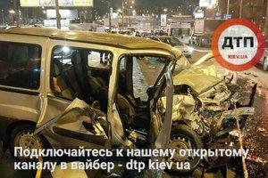 Жуткое ДТП в Киеве: погибла женщина, пострадали дети и беременные женщины