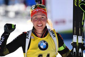 Чемпионат мира по биатлону: Дальмайер выиграла преследование