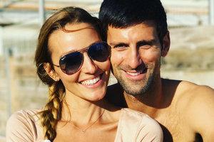 Один из лучших теннисистов мира Новак Джокович во второй раз станет отцом