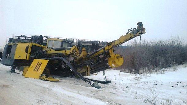 ВОдесской области фургон столкнулся сэлектровозом