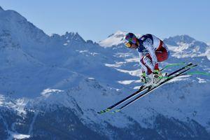 Швейцарец Лука Эрни стал чемпионом мира в комбинации