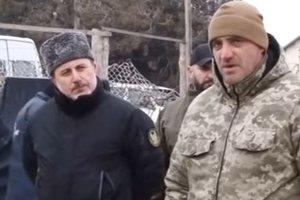 Комбат ВСУ извинился перед татарским батальоном за ночные разборки в Чонгаре