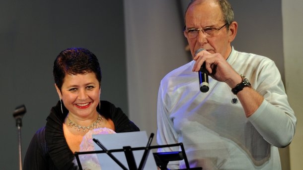 В исполнении актера театра и кино гости вечера также услышат стихи поэта Александра Володина