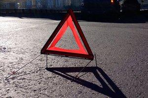 В Харькове одну машину протаранили семь раз за один день