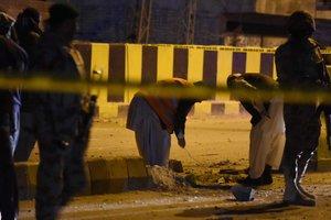 Теракт в пакистанском Лахоре унес жизни 13 человек