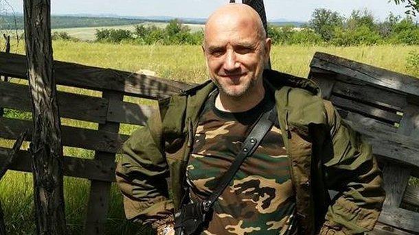 Писатель Захар Прилепин стал заместителем командира батальона спецназа самопровозглашенной ДНР