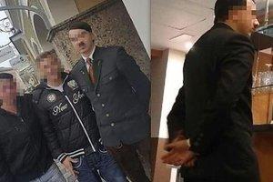 """В Австрии арестовали """"двойника"""" Гитлера за пропаганду нацизма"""