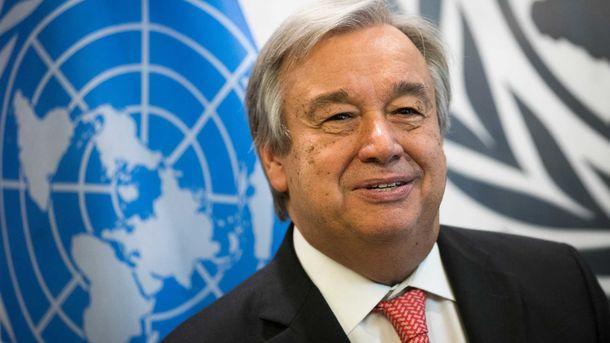 Генеральный секретарь ООН объявил онеобходимости реформы Совбеза