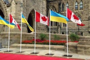 Канада сегодня может утвердить свободную торговлю с Украиной