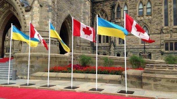 Канадский парламент поддержал ратификацию соглашения освободной торговле с государством Украина