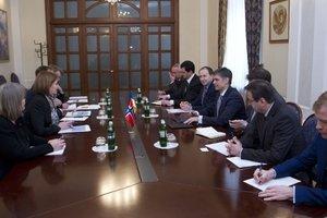 В МИД Норвегии сделали заявление по Донбассу и санкциям против РФ