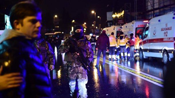 Террорист, который расстрелял ночной клуб вСтамбуле, сделал громкое объявление
