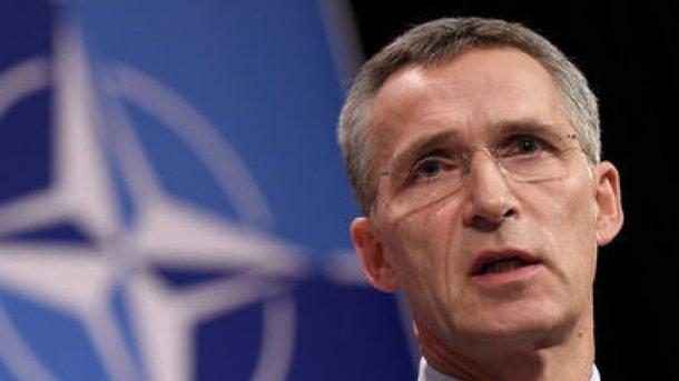 Йенс Столтенберг: закибератаками настраны НАТО стоит Российская Федерация