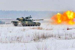 РФ внезапно привела в боевую готовность войска у границ с Украиной