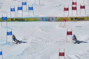 Сборная Франции стала чемпионом мира в параллельном слаломе