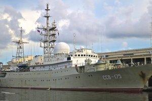 У побережья США заметили российский корабль-разведчик – СМИ