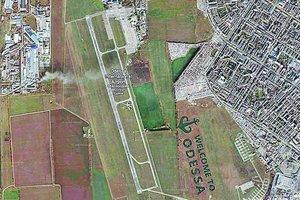 Вокруг Одесского аэропорта снова назревает конфликт