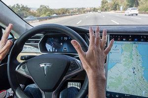 ТОП-5 технологий будущего в автомобилях
