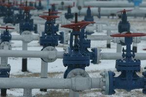 """В Украине тают """"зимние"""" запасы газа"""