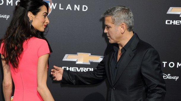 Мать Джорджа Клуни уверена, что артист будет прекрасным отцом