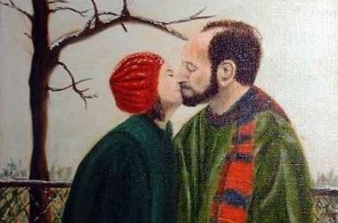 Герпес – страшная болезнь поцелуев