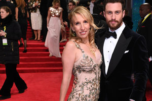 Actor Aaron Taylor-Johnson told how to respond to questions about their wife and 23-year age difference