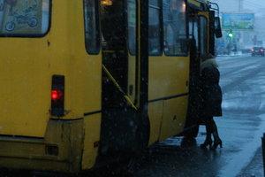 Protest mod prisstigninger af pendler minibus i Kiev: aktivister lover at blokere Kvarter