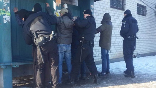 Полицейские задержали похитителей человека вЖитомирской области