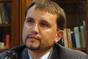 В Киеве неизвестные пытались избить Вятровича