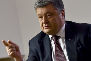 Донбасс будет возвращен исключительно мирным путем - Порошенко