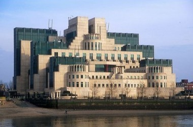 Штаб-квартира MI6. Фото с сайта christopherholt.com