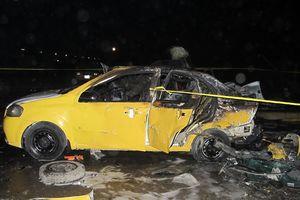 При взрыве автомобиля в Багдаде погибли 16 человек