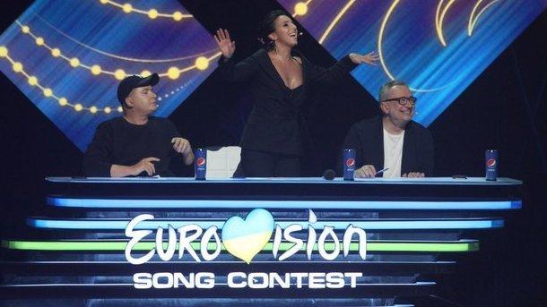 O.Torvald иMELOVIN прошли вфинал национального отбора на«Евровидение 2017»