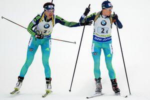 Украина определилась с составом на женскую эстафету на чемпионате мира по биатлону