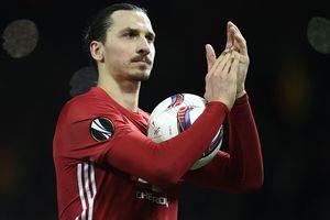 Ибрагимович оформил хет-трик в матче Лиги Европы