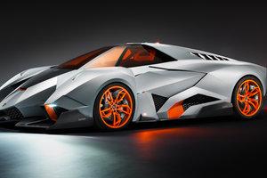 ТОП-10 необычных Lamborghini