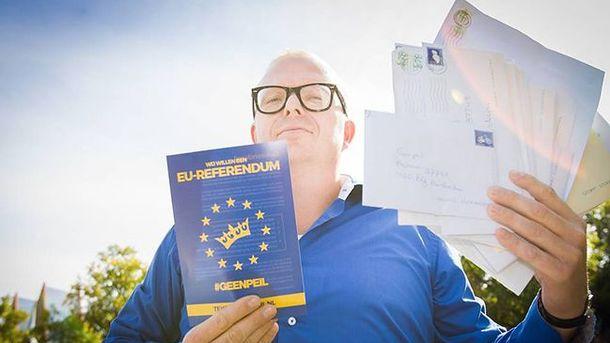 ЕС: Йозвяк сказал, когда Нидерланды проголосуют заратификациюСА Украина