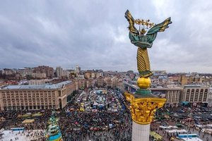 In the center of Kiev for five days will block traffic