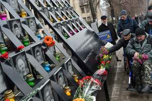 Самые кровавые дни Майдана: спустя три года виновные не наказаны